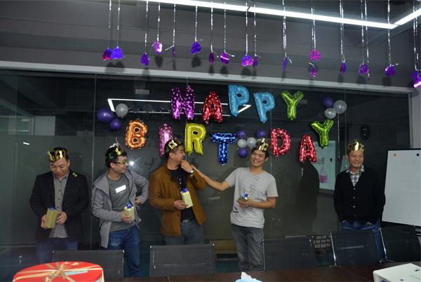 【立尔讯】生日会