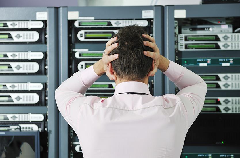 【立尔讯】容灾备份方案,立尔讯专为复杂IT环境打造!