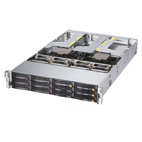 LR2124-2G 2U12盘存储服务器【立尔讯】